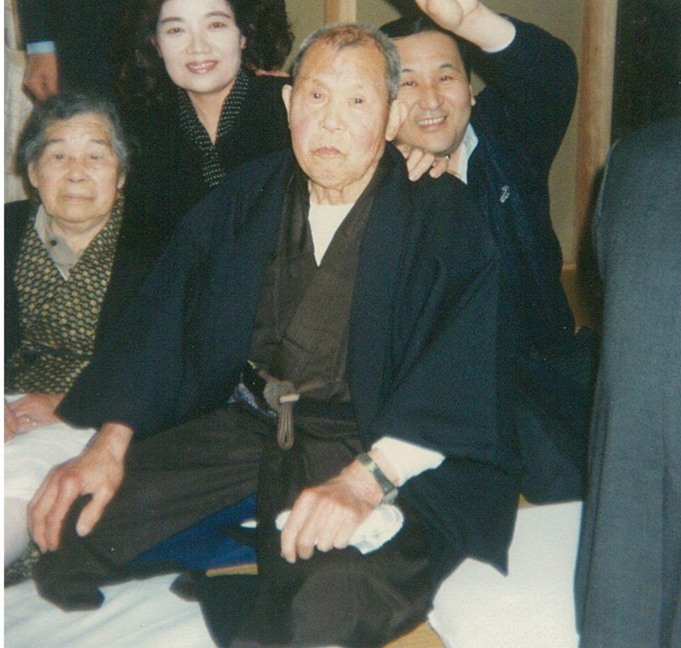 おじいちゃんの写真